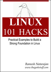 Linux 101 Hacks Book