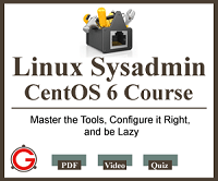 Linux Sysadmin Course