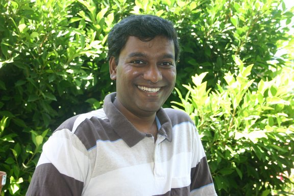 Ramesh Natarajan - The Geek Stuff