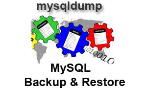 [mysqldump - MySQL Backup &amp; Restore]