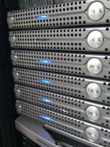 [Servers in a Rack]