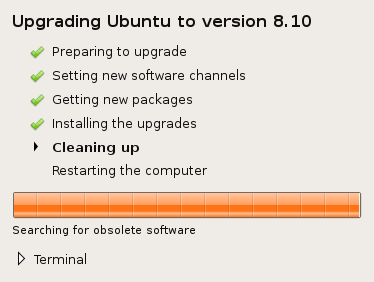 Ubuntu Upgrade - Cleaning Up