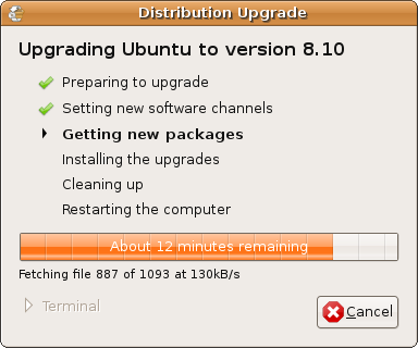 Ubuntu - Getting New Packages