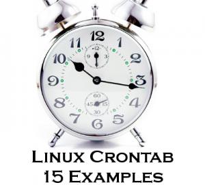 Linux Crontab: 15 Awesome Cron Job Examples