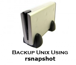 Backup and Restore Linux Local Host Using rsnapshot