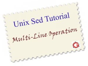 Linux Sed Examples for Multiple File Line Operations