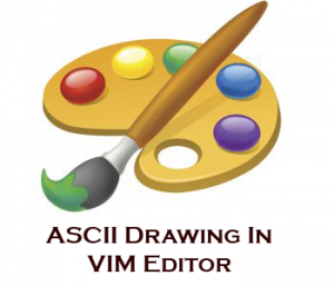 Create ASCII drawings inside Vim Editor