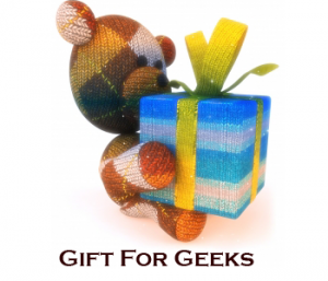 Holiday Gift Ideas for Geek