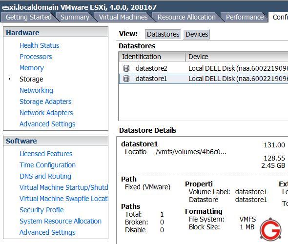 Install esxi preserve vmfs datastore