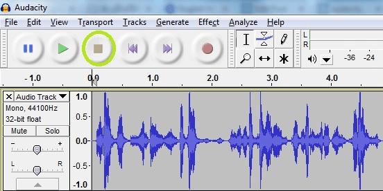 audacity-stop-recording