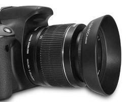 DSLR Lens Hood