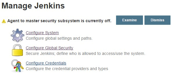 Jenkins Admin Notification