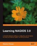 Learning Nagios 3.1
