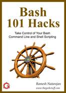 Bash 101 Hacks Book