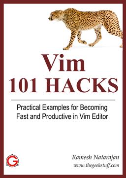 Vim 101 Hacks eBook