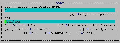 [Fig: copy multiple files in mc]