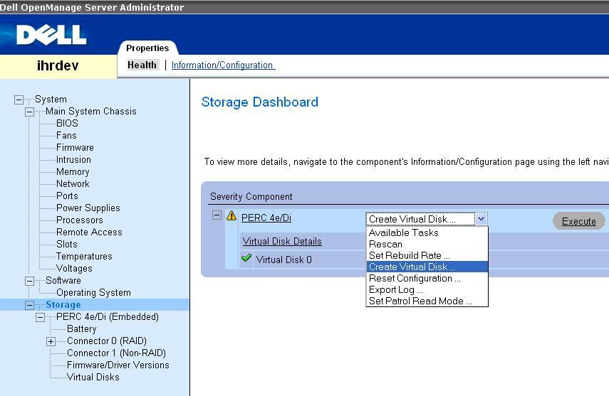 How To Manage Dell Servers using OMSA – OpenManage Server