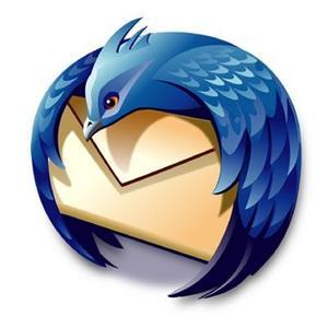 Thunderbird Email Logo