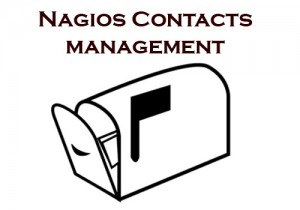 Nagios Contact and Group Management
