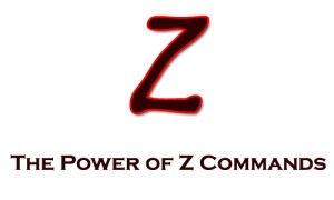 Power of Linux Z Commands