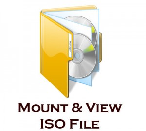 How To Mount ISO File in Ubuntu, Debian, Fedora, CentOS, RedHat, AIX