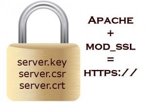Apache mod_ssl certificate