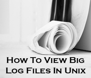 View Log Files in Linux