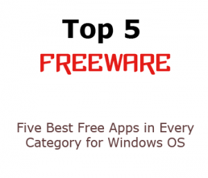 Top 5 Free Software for Windows XP