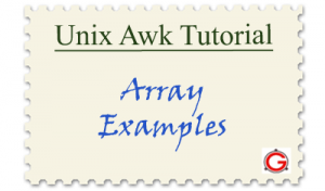 AWK Arrays Explained with 5 Practical Examples