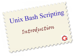 Bash Scripting Introduction Tutorial with 5 Practical Examples