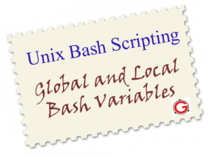 Bash Variable Tutorial – 6 Practical Bash Global and Local