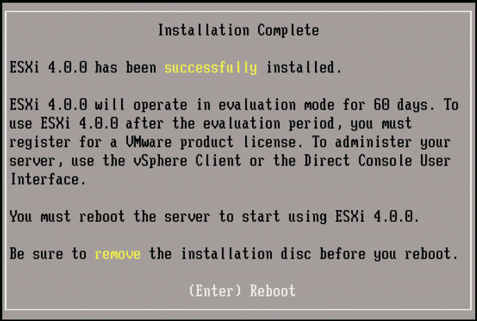 VMware ESXi step-by-step Installation Guide with Screenshots