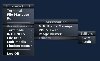 Flexible for a Fluxbox? – Lightweight X Window Manager for