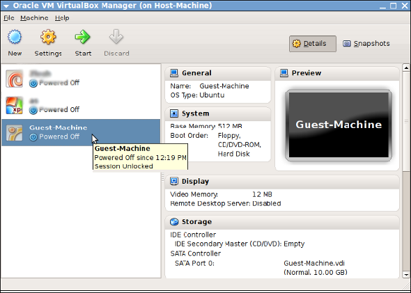 How to Install Oracle VM VirtualBox and Create a Virtual Machine
