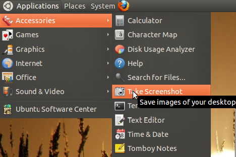 4 Methods to Take Screenshot Capture in Ubuntu Linux