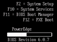How to View and Change DELL Server BIOS Settings