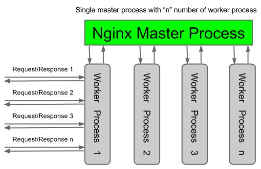 Nginx Vs Apache: Nginx Basic Architecture and Scalability