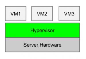Hypervisor Type 1