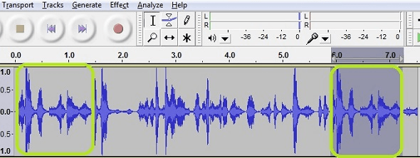 How to Record Audio and Save as MP3 File using Audacity