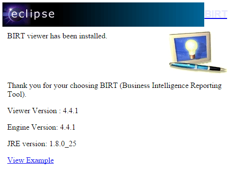How to Install BIRT Viewer Runtime for Apache Tomcat in Linux