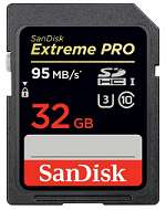 DSLR SD Card
