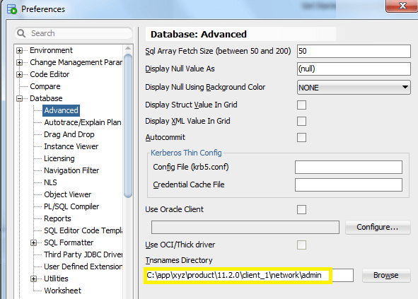 How to Install and Configure Oracle SQL Developer Client
