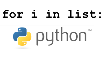 Python For Loop