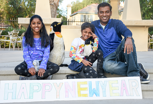 [Ramesh, Kids and Penguins]