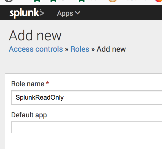 12 Splunk User and Role Administration Examples for both CLI and Web