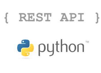 REST API Jumpstart Guide with Python REST web-service Example