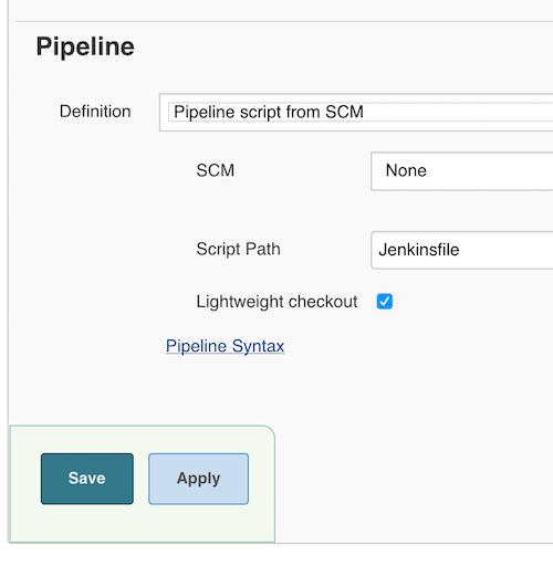 [Jenkins SCM Create Pipeline Script]